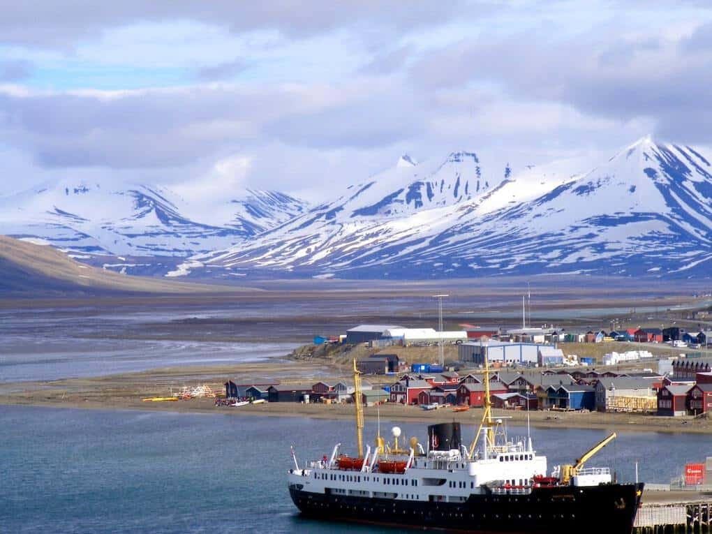 Svalbard Norway A Best Cruise Destinations
