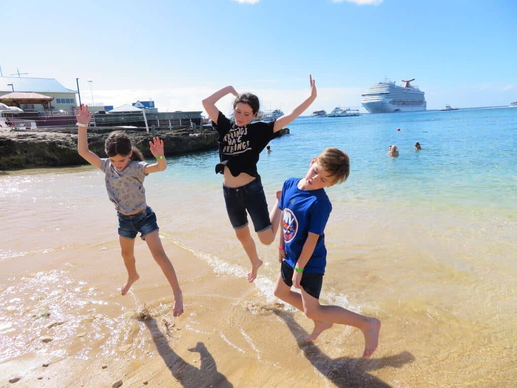 Western Caribbean Cruise with Kids