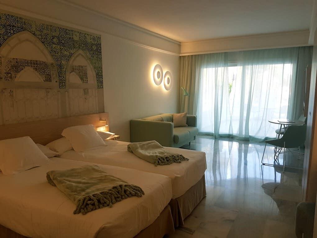 Bedroom in Iberostar Marbella Coral