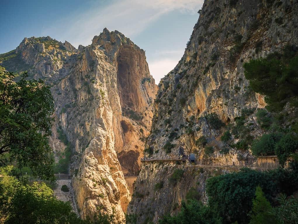 Caminito Del Rey Gorge