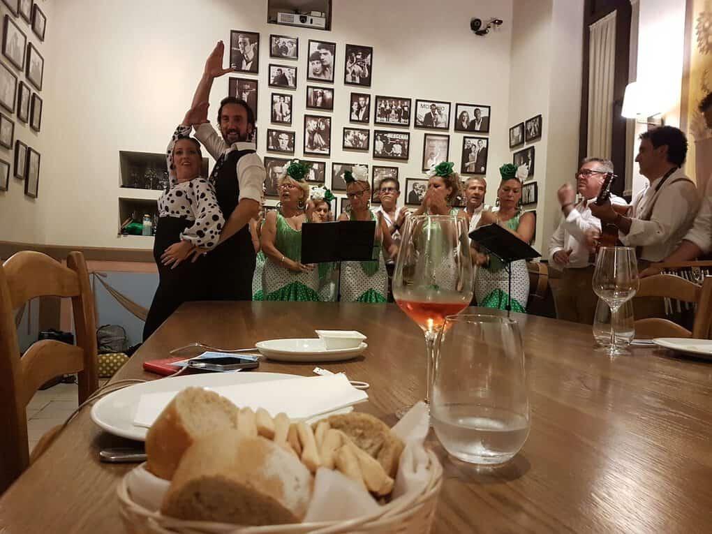 Flamenco Dance in Malaga