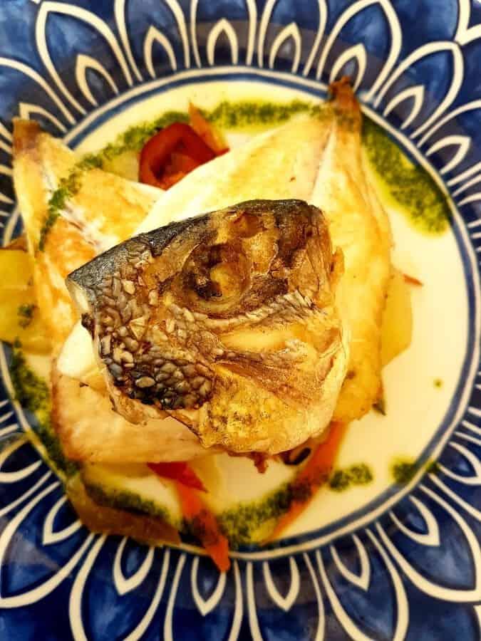 fish in marbella