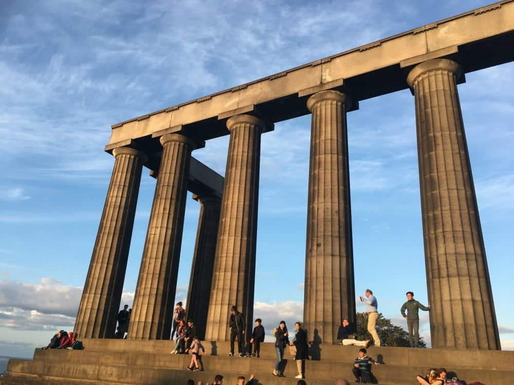 Calton Hill - Edinburgh