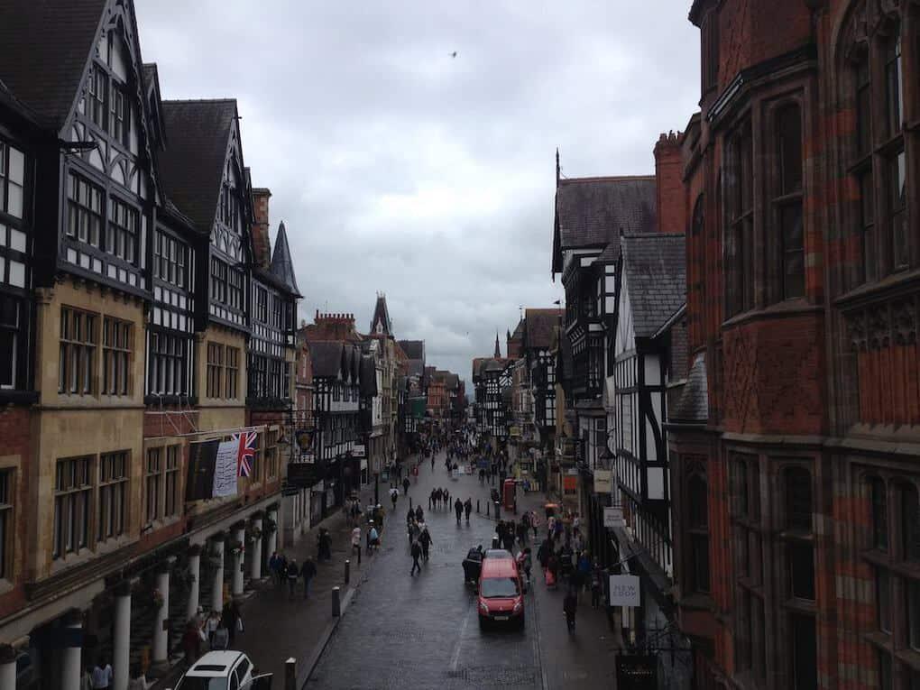 Chester UK