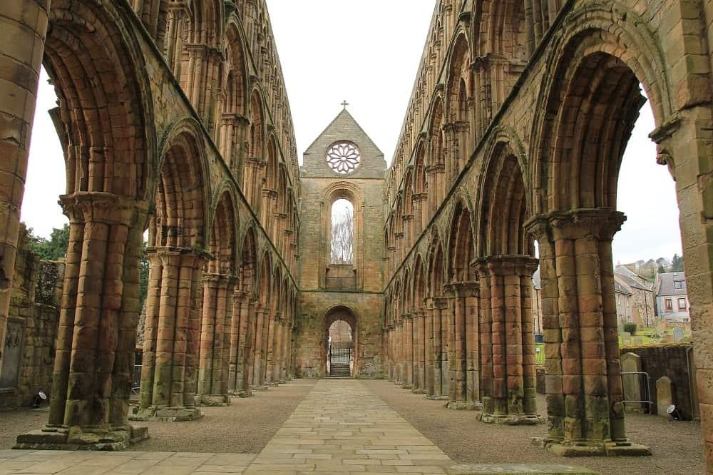Jedburgh Abbey - Scottish Borders