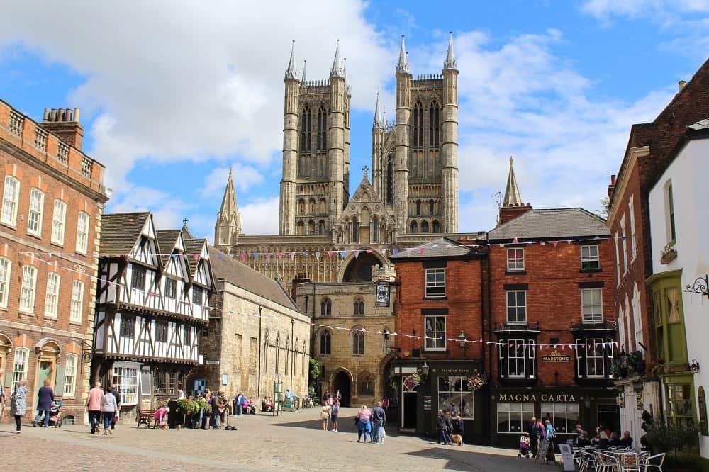 Lincoln city UK