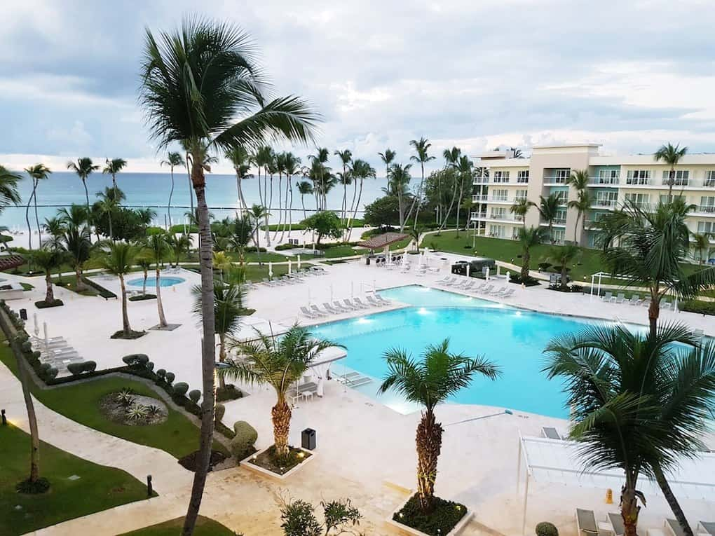 The Westin Punta Cana Bedroom Balcony View