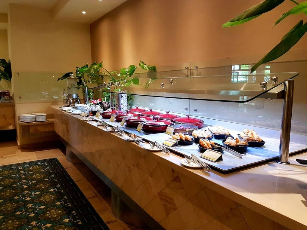 The Westin Punta Cana Breakfast