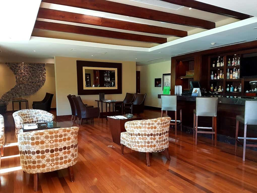 Westin Cigar Lounge