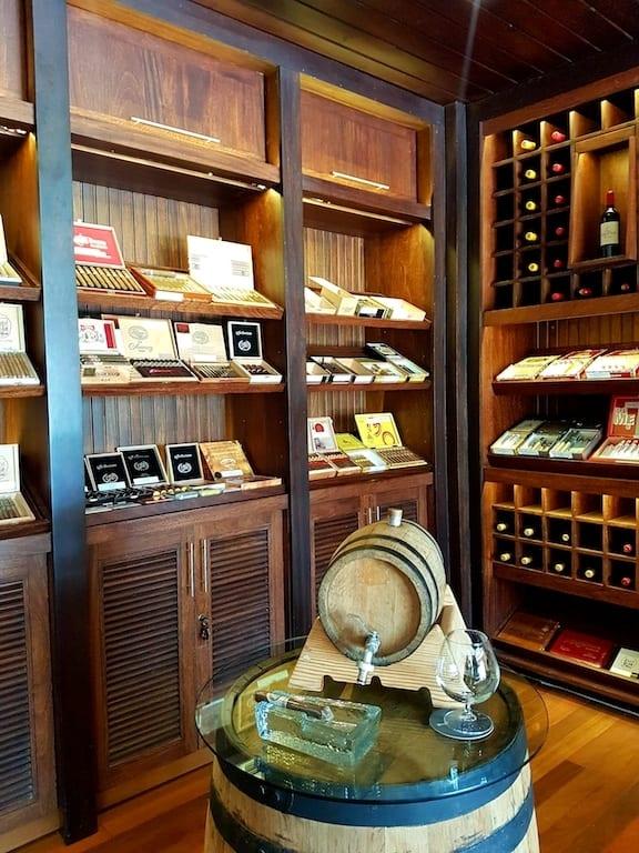 Westin Punta Cana Cigar and Rum Experience