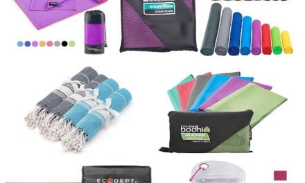 Microfiber Towels: World's Best Travel Towels For Your Adventure