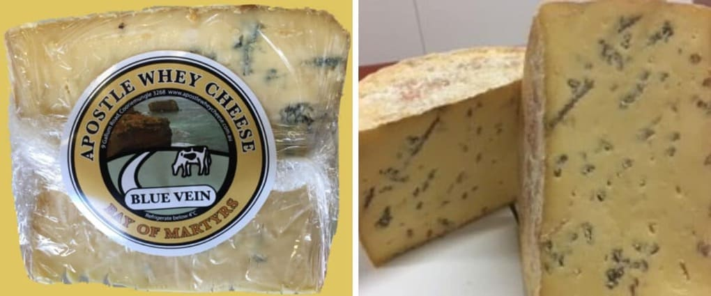 Apostle Whey Cheese Australia - Bay of Martyrs Blue Vein