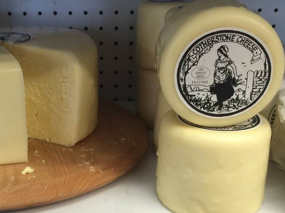 Cotherstone Cheese