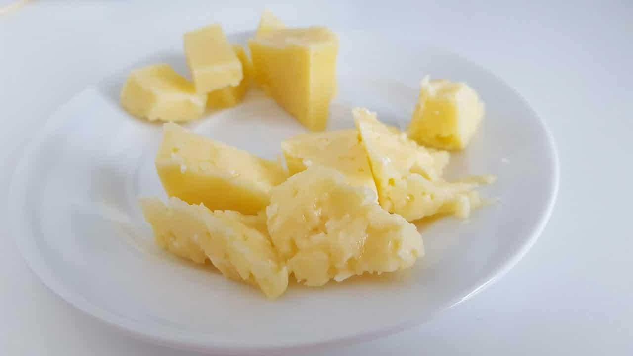 Västerbottensost Cheese