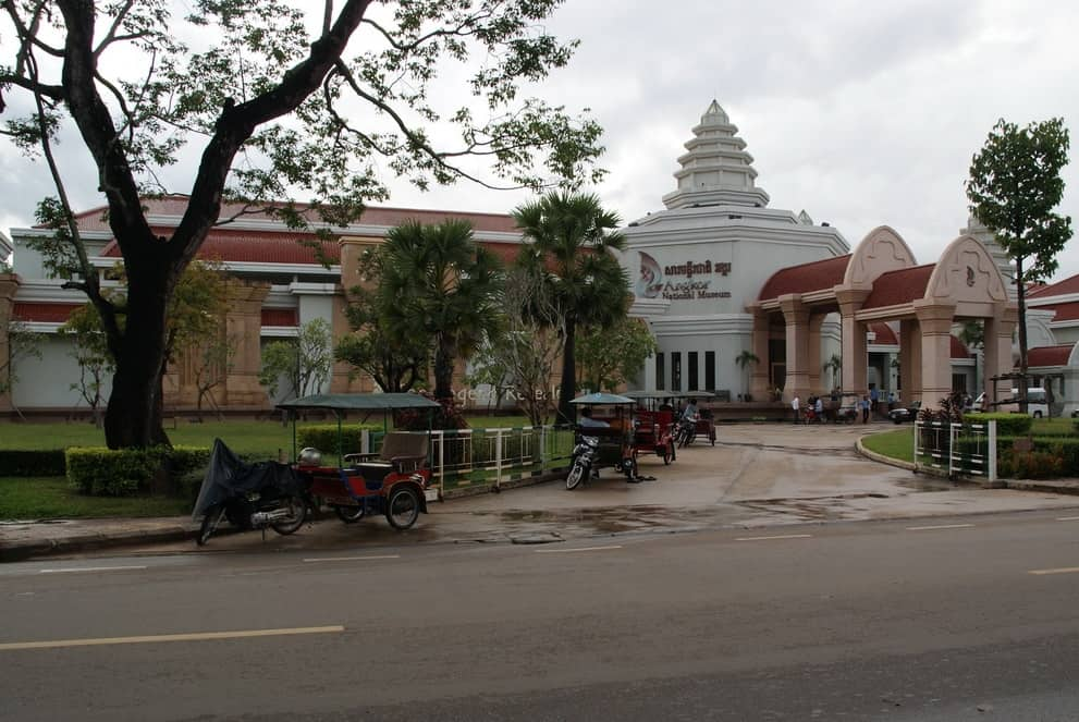 Angkor National Museum Siem Reap