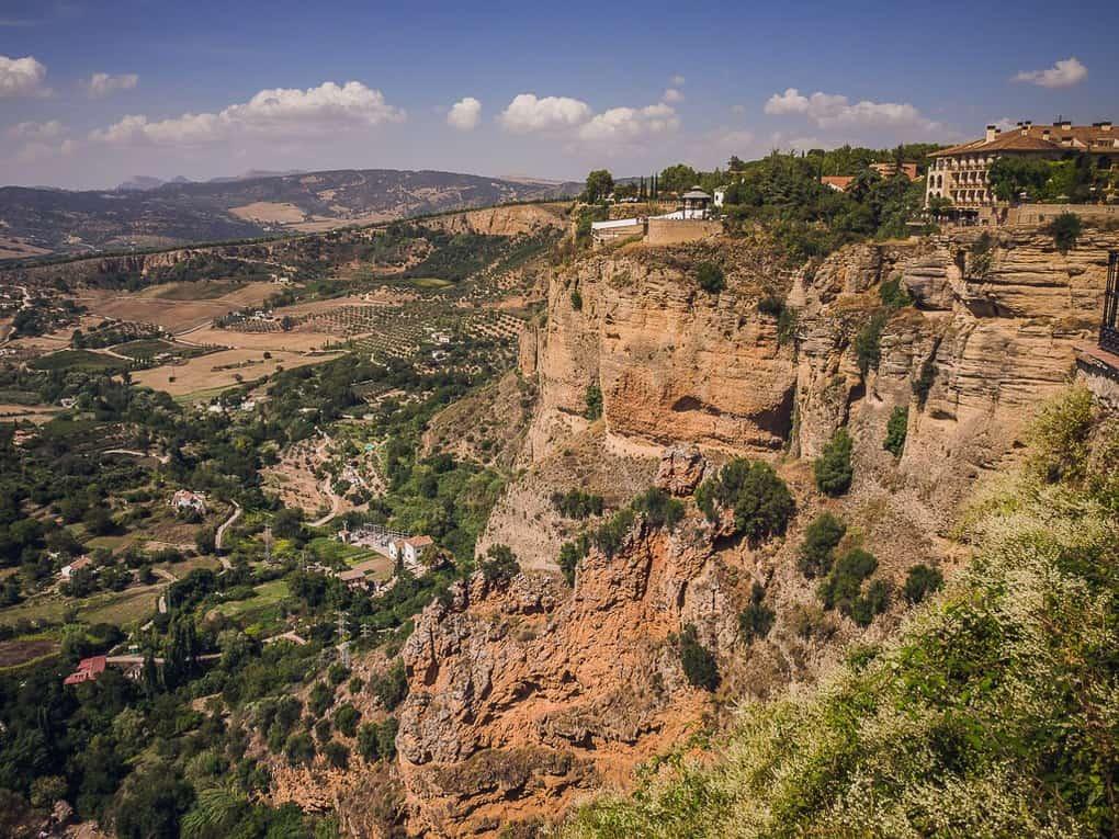 El Tajo Gorge in Ronda