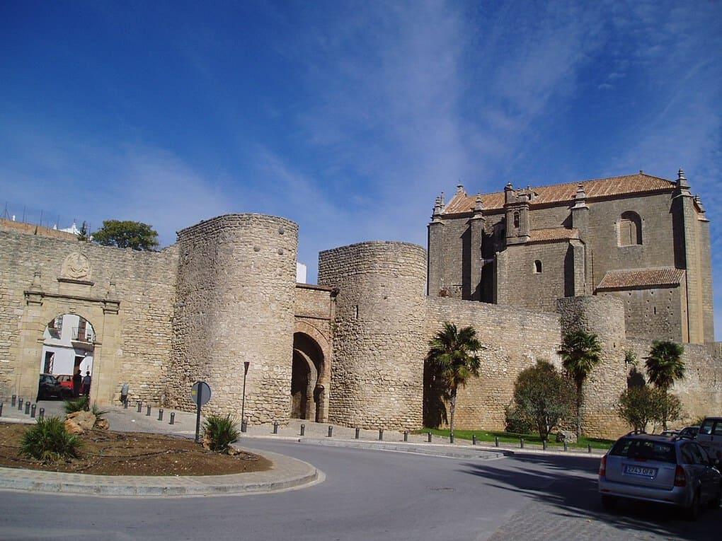 Puerta de Almocábarin Ronda