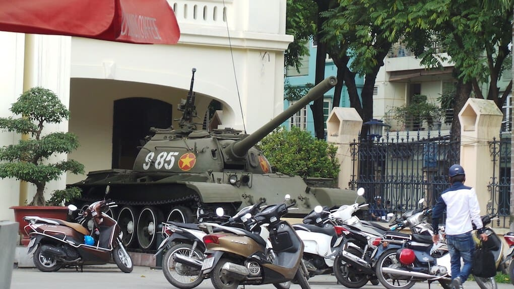 What to Do in Hanoi -  Vietnam Military Museum