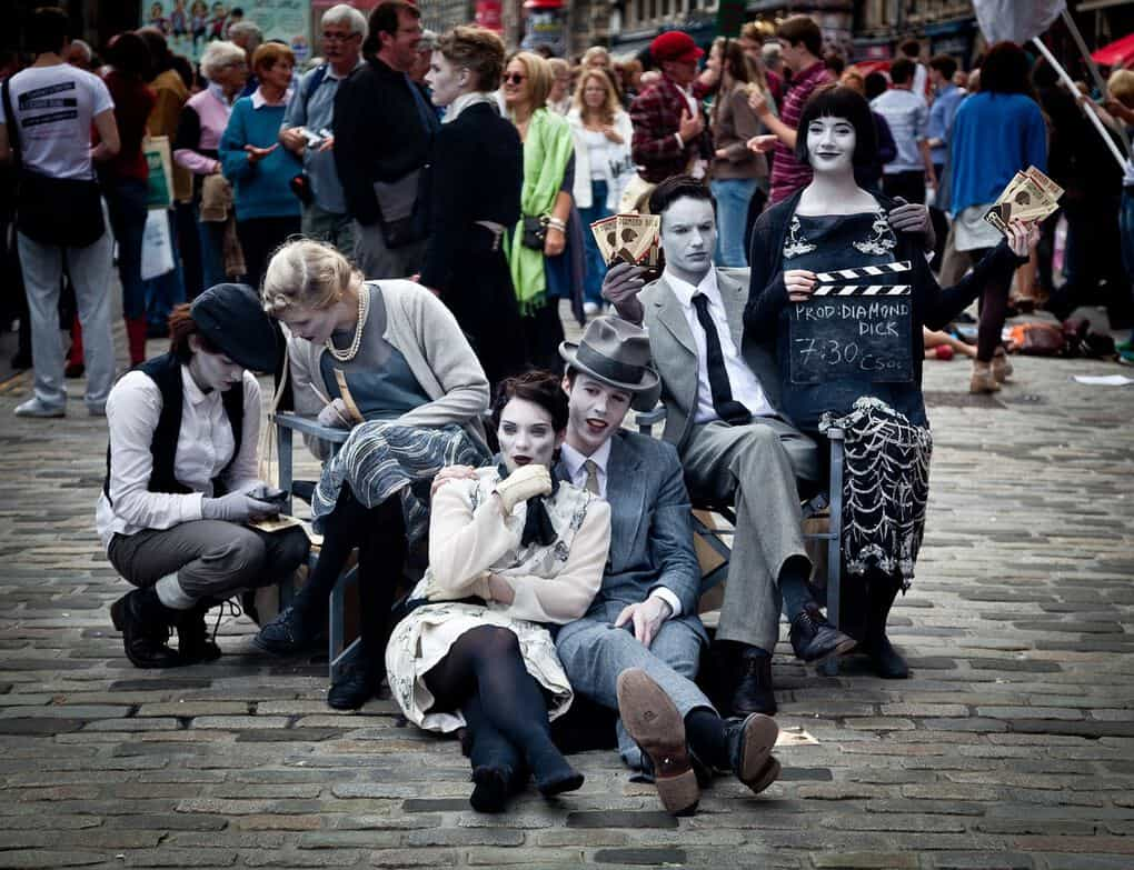 Edinburgh activities: Edinburgh Fringe Music Festival