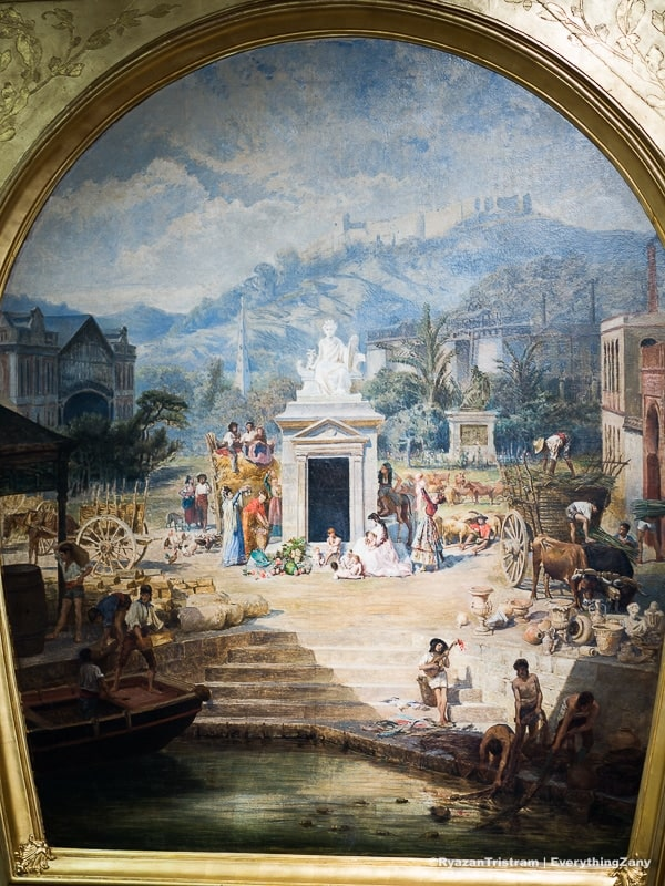 Malaga Painting in Malaga Museum