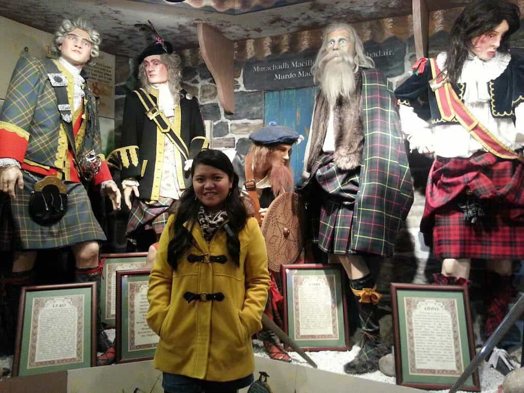 Edinburgh activities: Tartan Weaving Mill in Edinburgh