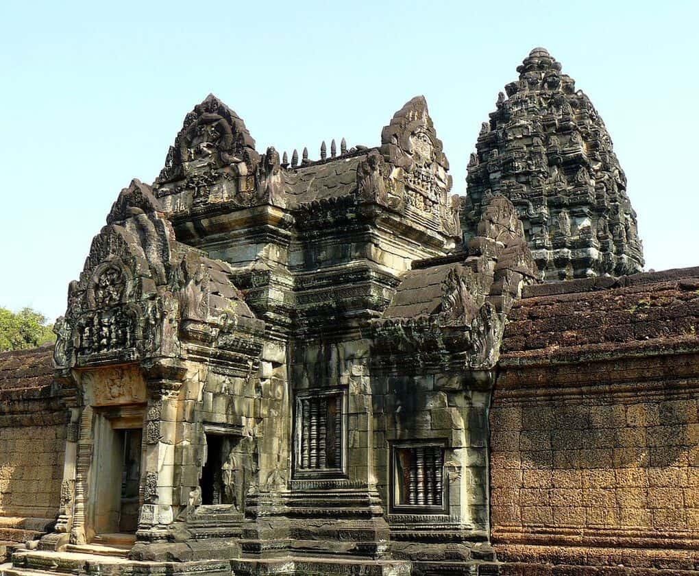 Banteay Samre Temple in Angkor Siem Reap