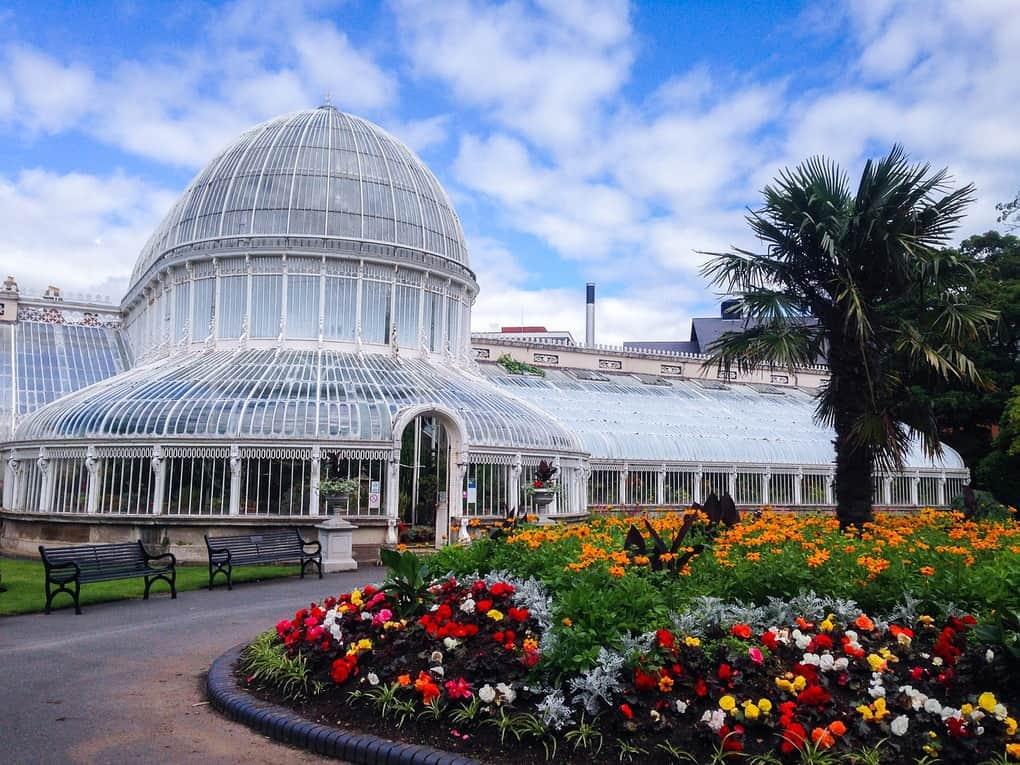 Botanical Garden in Belfast