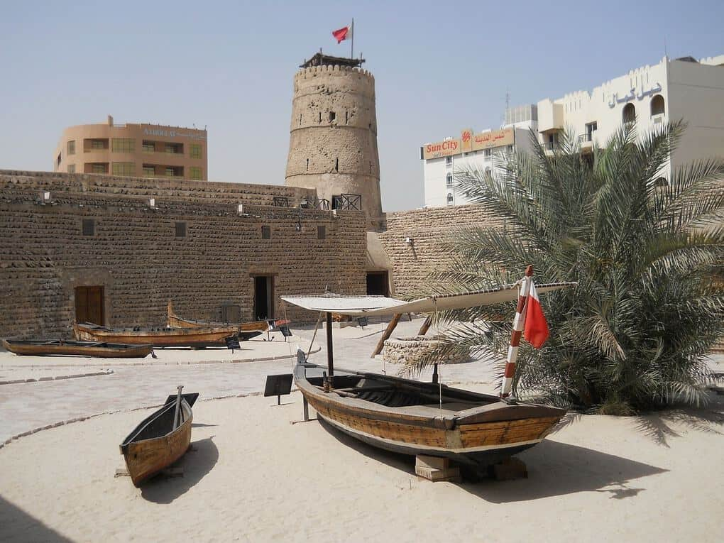 Places to visit in Dubai: Dubai Museum