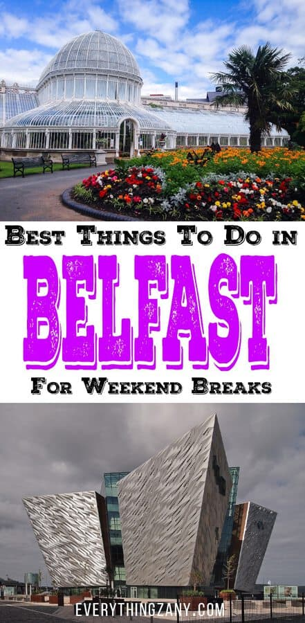 Belfast Attractions: 10 Best Things To Do in Belfast, Northern Ireland