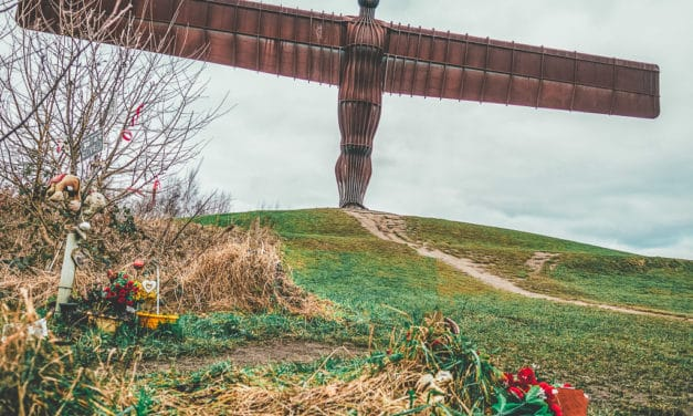 Why Visit The Angel Of The North in Gateshead, UK