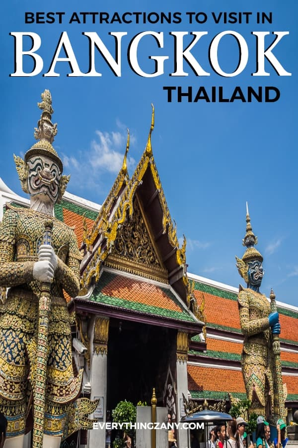 Bangkok Attractions: What to do in Bangkok Thailand