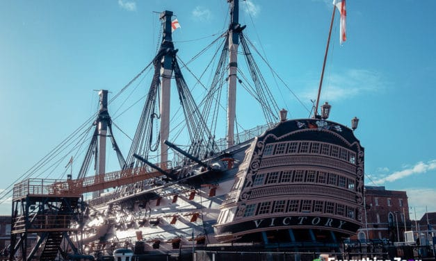 Visiting the Portsmouth Historic Dockyard for a Weekend Break (UK)