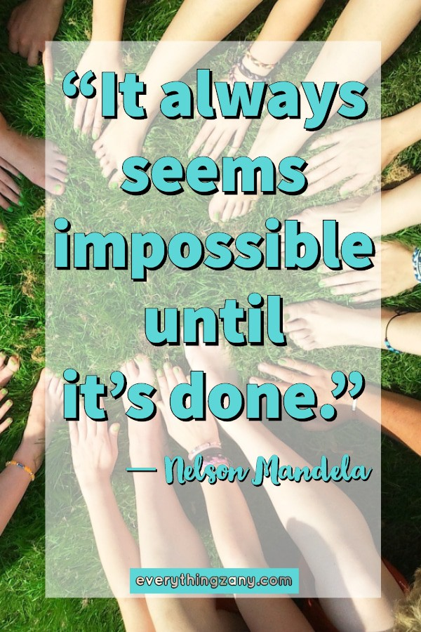 Inspiring Quotes from Nelson Mandela