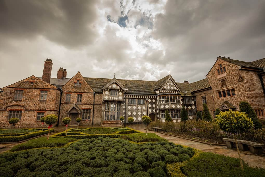 Ordsall Hall in Manchester