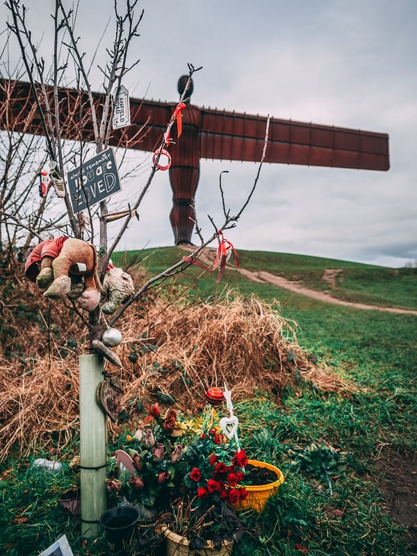 The Shrine at Angel of the North