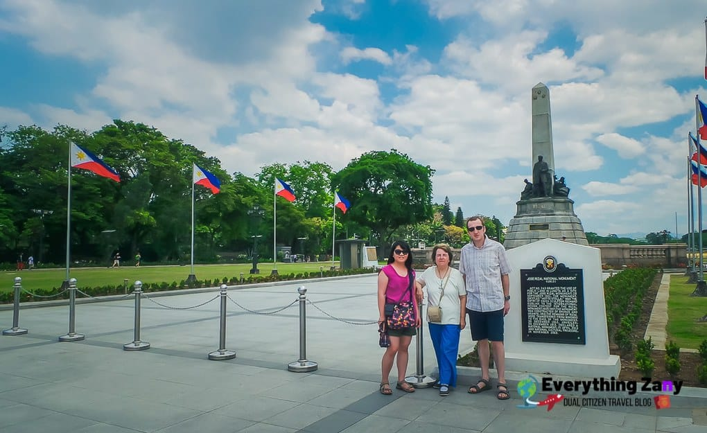 Things to do in Manila Philippines - Luneta Park in Manila