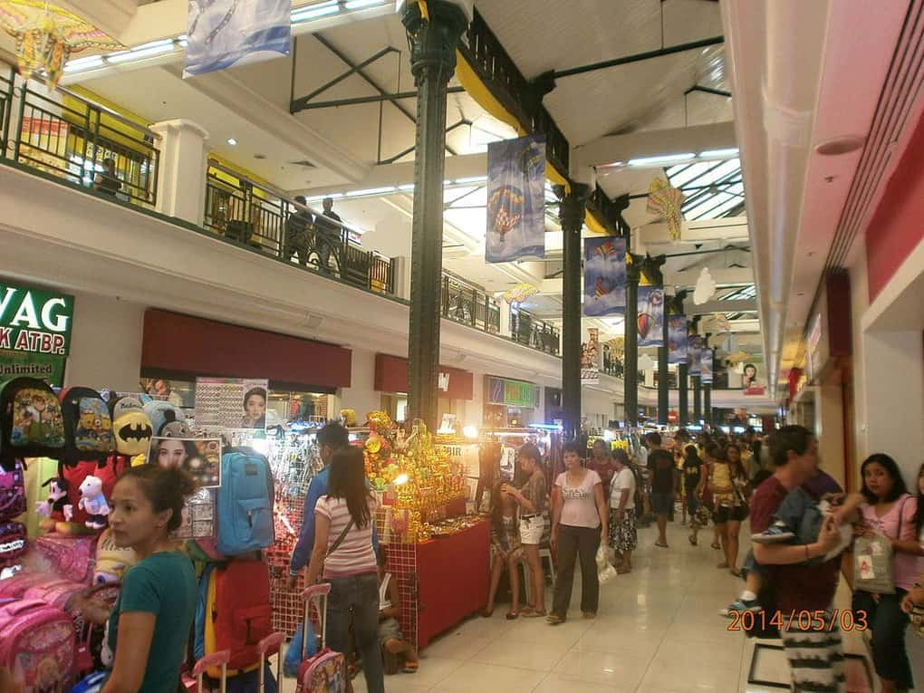 Tutuban Centre Malls in Divisoria