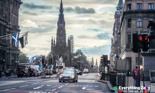 The Best Day Trips From Edinburgh (Scotland)