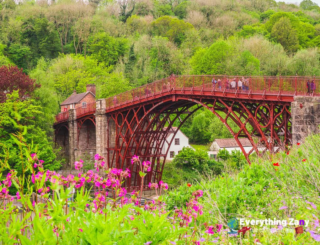 Ironbridge Unesco Heritage Site