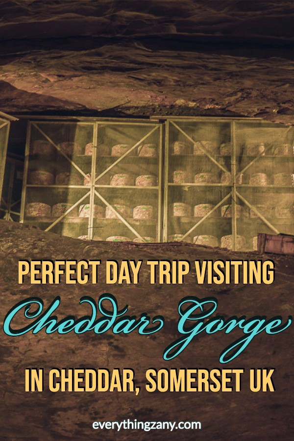 Perfect Day Trip Visiting Cheddar Gorge in Cheddar, Somerset