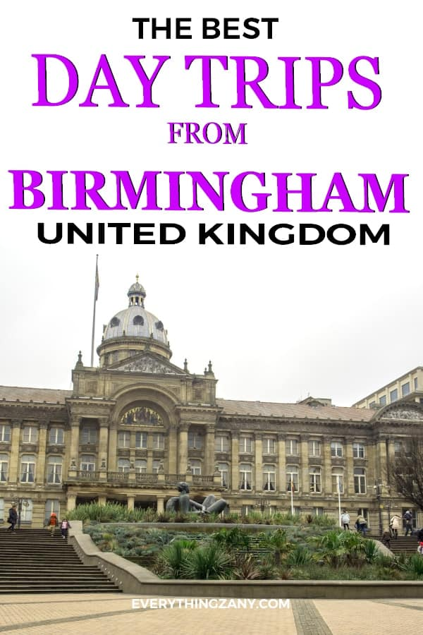 The Best Day Trips from Birmingham (UK)