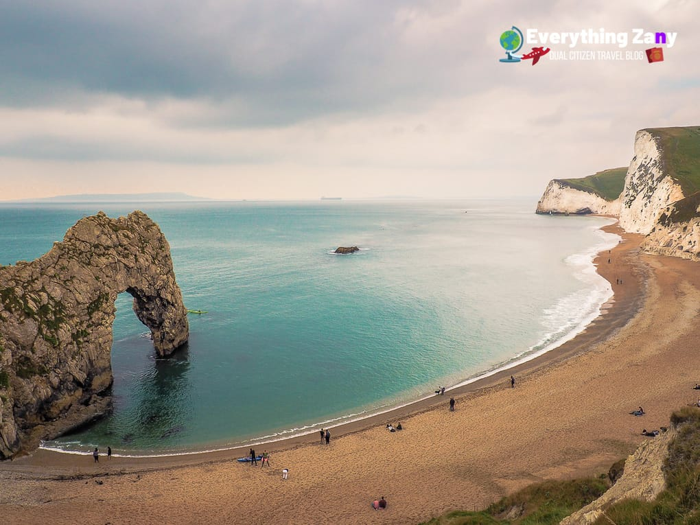 Durdle Door Dorset Jurassic Coast in the UK