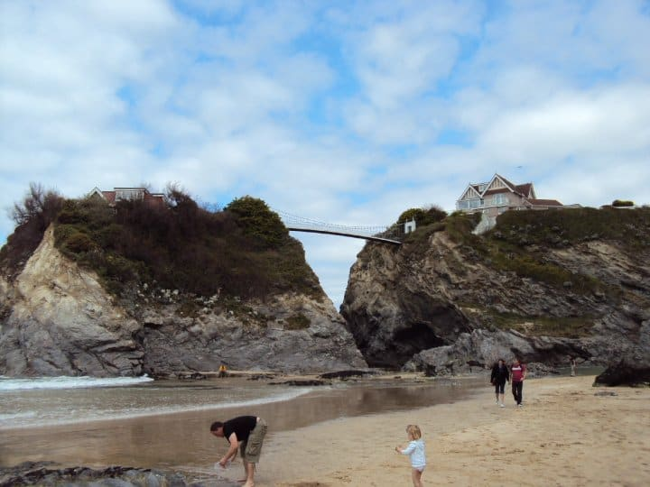Newquay Cornwall UK