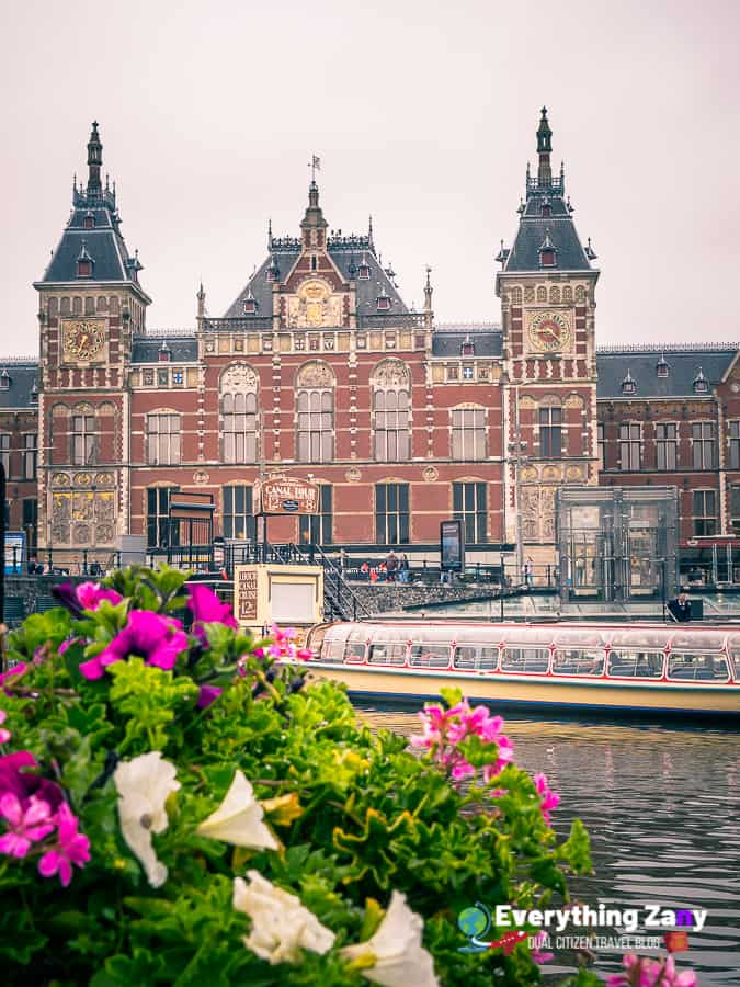 Things to Do in Amsterdam Central for First-Time Visitor