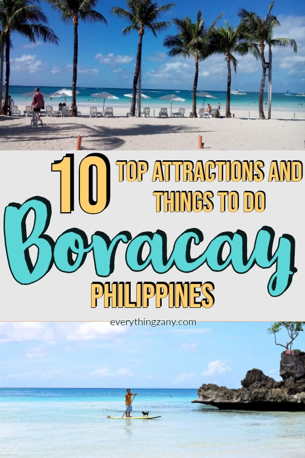 Top Attractions and Things to Do in Boracay