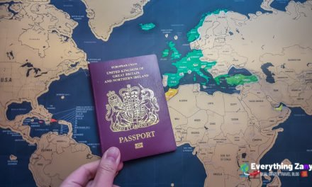Complete List of UK Passport Visa Free Countries to Visit 2019