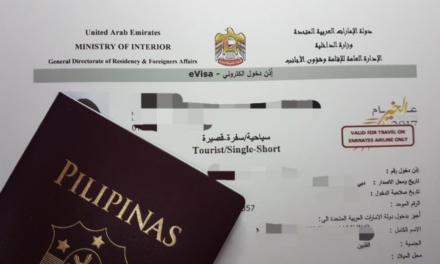 How to Get Dubai Tourist Visa for Filipinos