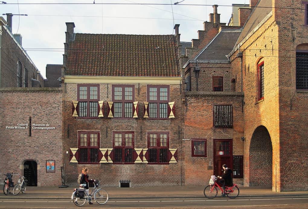 Gevangenpoort museum in the Hague
