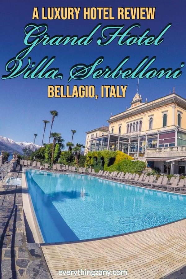 Grand Hotel Villa Serbelloni: A Luxury Hotel Review in Lake Como (Italy)