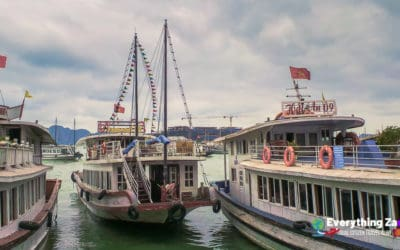 Is Halong Bay Cruise Worth It?: Day Trip from Hanoi, Vietnam